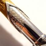 La patte de biche ainsi que la lame de couteau m'ont été fournies par le client afin de les assembler grâce à la bague en argent.