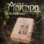 Le projet du pendentif arc et flèches décrit dans le livre Anienda d'Alexandra streel.